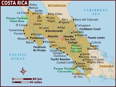 Costa Rica   Eco-Sense Tour